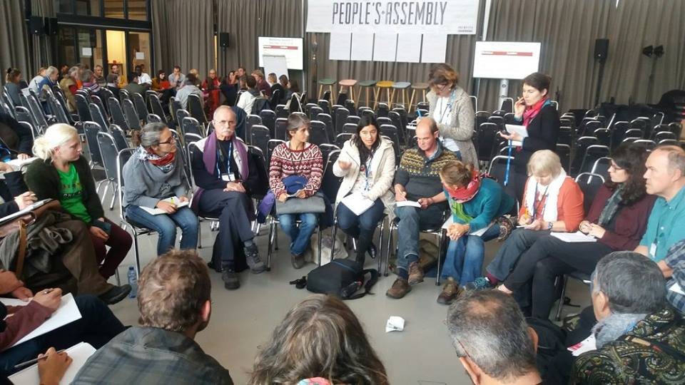 Steps towards Seed Freedom - Knowledge sharing on Seeds saving, Seed savers networking and Community Seed Libraries